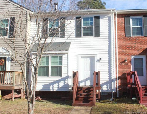 1702 Skiffes Creek Circle, Williamsburg, VA 23185 (#1833413) :: Abbitt Realty Co.