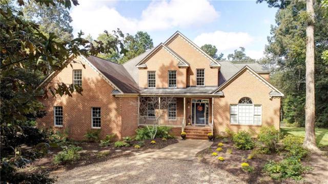 203 Creek Point Circle, Williamsburg, VA 23188 (#1833421) :: Abbitt Realty Co.