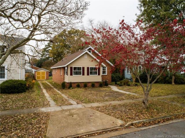 109 Alleghany Road, Hampton, VA 23661 (#1833423) :: Abbitt Realty Co.
