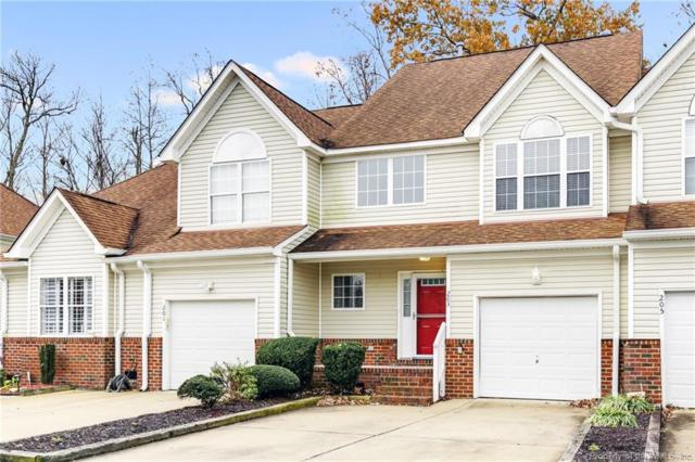 203 Bridge Crossing #203, Yorktown, VA 23692 (#1833475) :: Abbitt Realty Co.