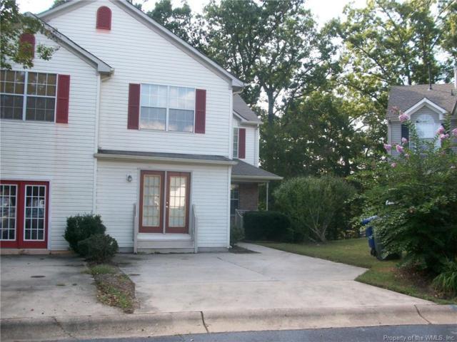 25 Creekpoint Cove, Newport News, VA 23603 (#1833527) :: Abbitt Realty Co.