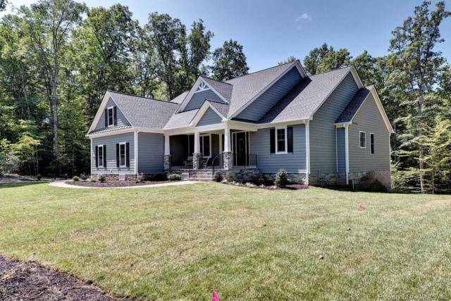 9205 Candle Light Court, Toano, VA 23168 (MLS #1900005) :: Chantel Ray Real Estate
