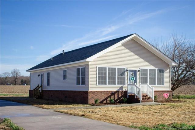 768 Norwood Church Road, Lancaster, VA 22503 (MLS #1900011) :: RE/MAX Action Real Estate