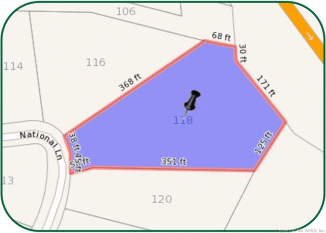 118 National Lane, Williamsburg, VA 23185 (#1900113) :: Abbitt Realty Co.