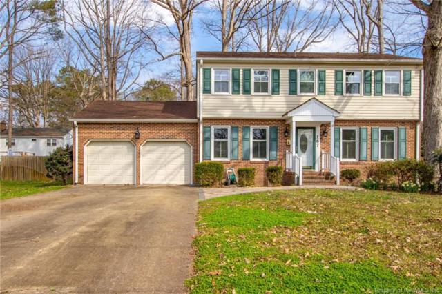167 Carnegie Drive, Newport News, VA 23606 (#1900151) :: Abbitt Realty Co.