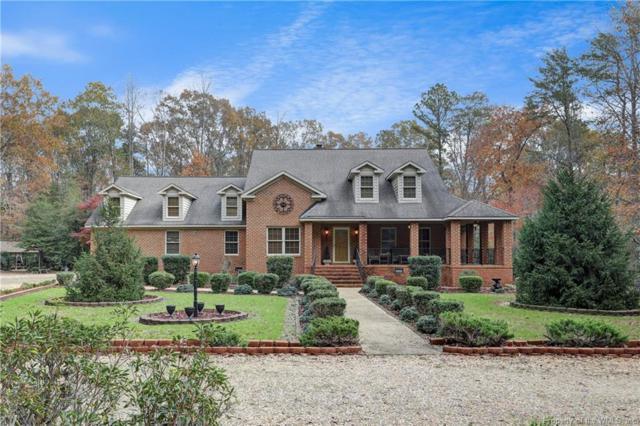 6625 Holly Fork Road, Barhamsville, VA 23011 (#1900166) :: Abbitt Realty Co.