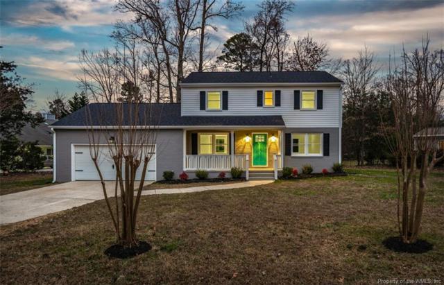 211 The Maine, Williamsburg, VA 23185 (#1900214) :: 757 Realty & 804 Homes