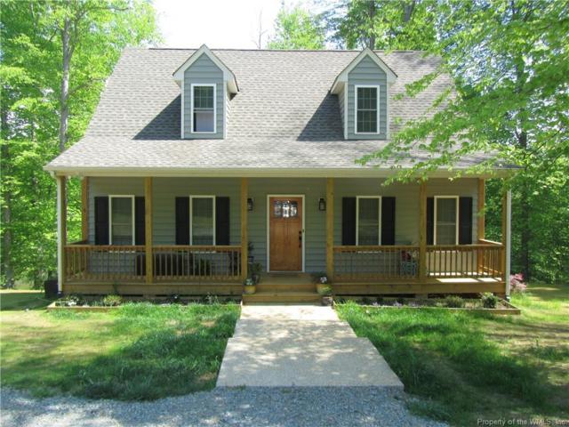 6108 Lakeshore Drive, Quinton, VA 23141 (#1900485) :: Abbitt Realty Co.