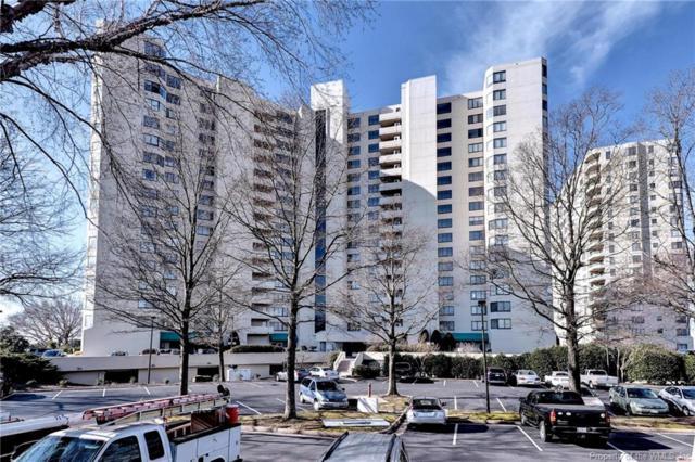 7501 River Road 7B, Newport News, VA 23607 (MLS #1900515) :: Small & Associates