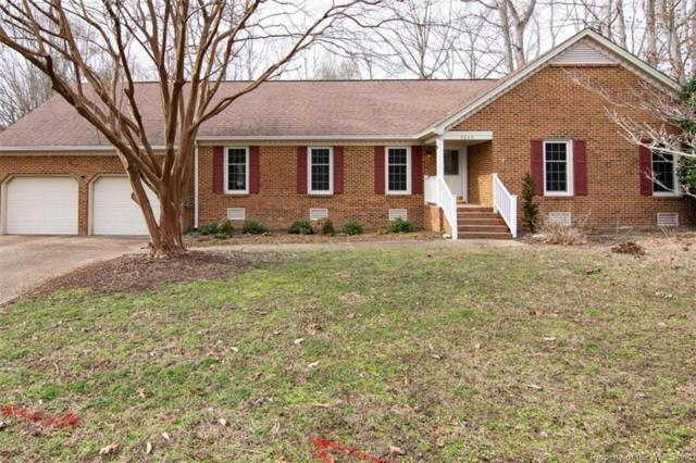 5804 Hawthorn Lane, Williamsburg, VA 23185 (MLS #1900543) :: HergGroup Richmond-Metro