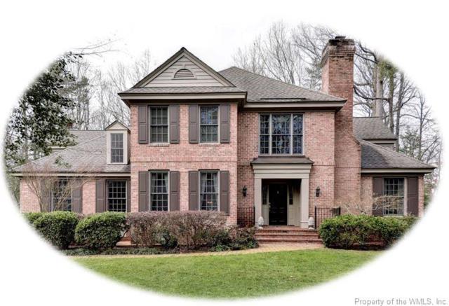 4 Drummond Court, Williamsburg, VA 23188 (MLS #1900638) :: Small & Associates