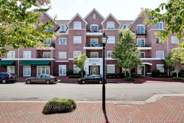 5215 Center Street #308, Williamsburg, VA 23188 (MLS #1900643) :: Small & Associates