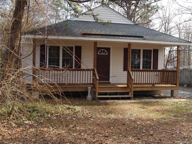 6723 Dogwood Drive, Quinton, VA 23141 (#1900663) :: Abbitt Realty Co.