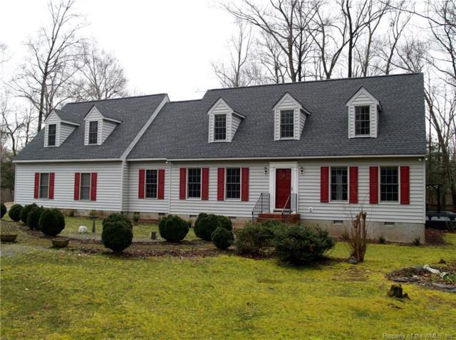 9491 Crumps Mill Road, Quinton, VA 23141 (MLS #1900694) :: The RVA Group Realty
