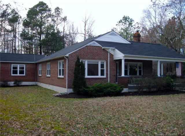 7801 Ruthville Road, Providence Forge, VA 23140 (#1900714) :: Abbitt Realty Co.