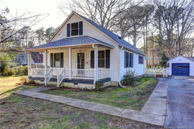 135 Madison Lane, Newport News, VA 23606 (#1900889) :: Abbitt Realty Co.