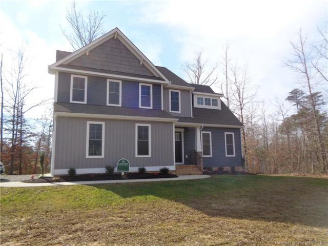 11540 Oakfork Drive, New Kent, VA 23124 (#1900937) :: Abbitt Realty Co.