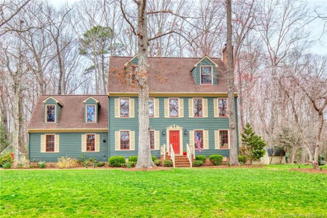 3504 Fieldcrest Court, Williamsburg, VA 23185 (#1900960) :: Abbitt Realty Co.