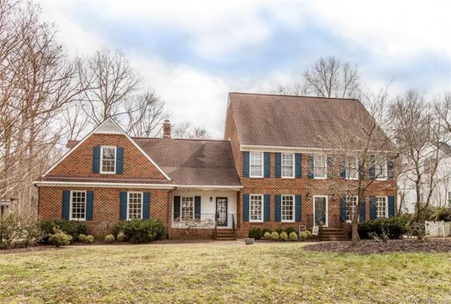 203 Par Drive, Williamsburg, VA 23188 (MLS #1901007) :: Chantel Ray Real Estate