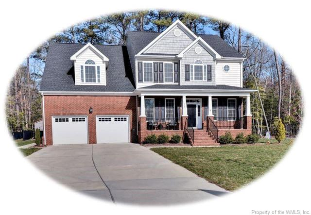110 Olivia Court, Yorktown, VA 23692 (#1901101) :: Abbitt Realty Co.
