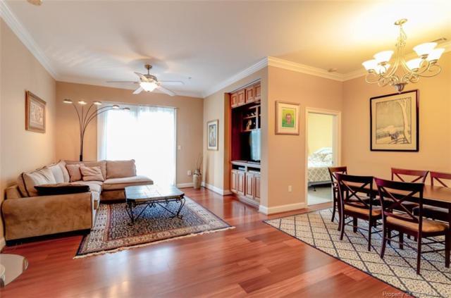 5215 Center Street #209, Williamsburg, VA 23188 (#1901116) :: Abbitt Realty Co.