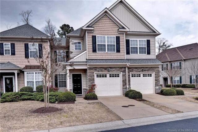 205 Braemar Creek #205, Williamsburg, VA 23188 (MLS #1901127) :: Chantel Ray Real Estate