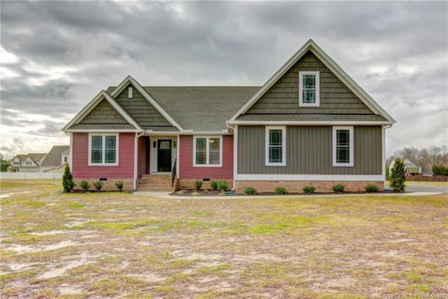 5855 Stingray Point Boulevard, New Kent, VA 23124 (MLS #1901258) :: Chantel Ray Real Estate