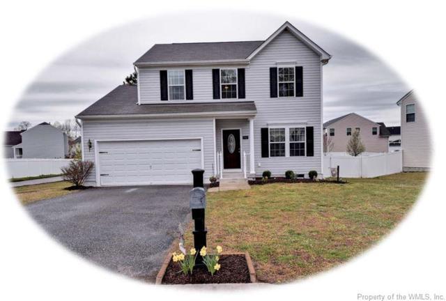 3443 Frederick Drive, Toano, VA 23168 (#1901303) :: Abbitt Realty Co.