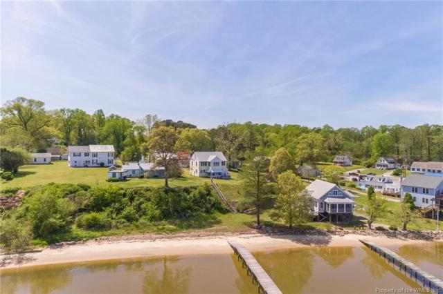 72 Pineridge Lane, Surry, VA 23883 (MLS #1901465) :: Chantel Ray Real Estate