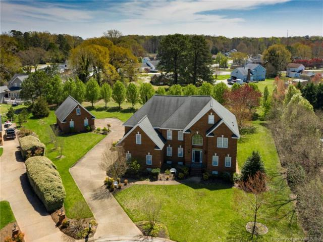 106 Merritt Drive, Poquoson, VA 23662 (MLS #1901513) :: Chantel Ray Real Estate