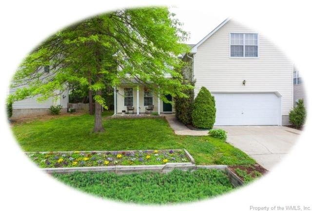 4245 Teakwood Drive, Williamsburg, VA 23188 (MLS #1901517) :: Chantel Ray Real Estate