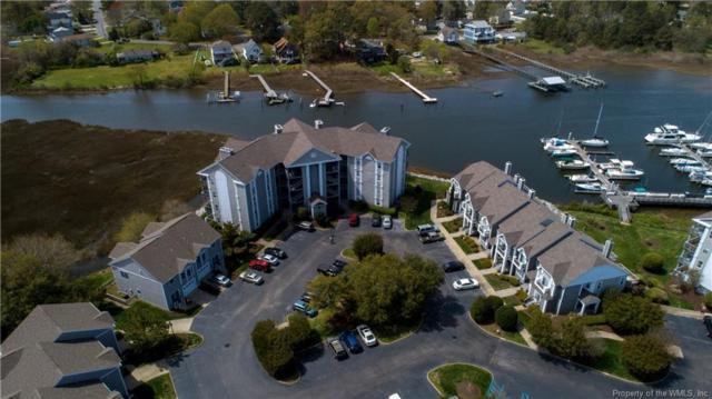 1044 Porte Harbour Arch #103, Hampton, VA 23664 (MLS #1901524) :: Chantel Ray Real Estate