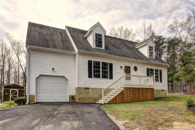 15015 Pocahontas Trail, Lanexa, VA 23089 (MLS #1901603) :: Chantel Ray Real Estate