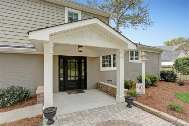203 Cherry Point Drive, Yorktown, VA 23692 (MLS #1901639) :: Chantel Ray Real Estate