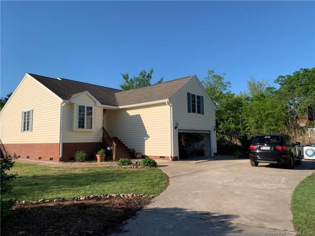 1156 Poquoson Avenue, Poquoson, VA 23662 (MLS #1901653) :: Chantel Ray Real Estate