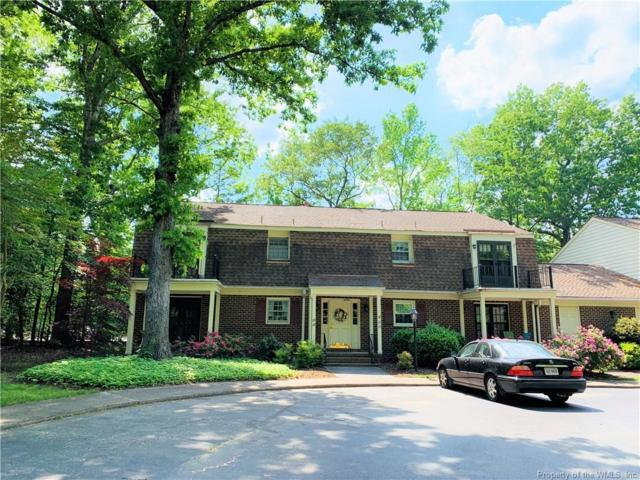 1184 Jamestown Road #25, Williamsburg, VA 23185 (MLS #1901701) :: Chantel Ray Real Estate