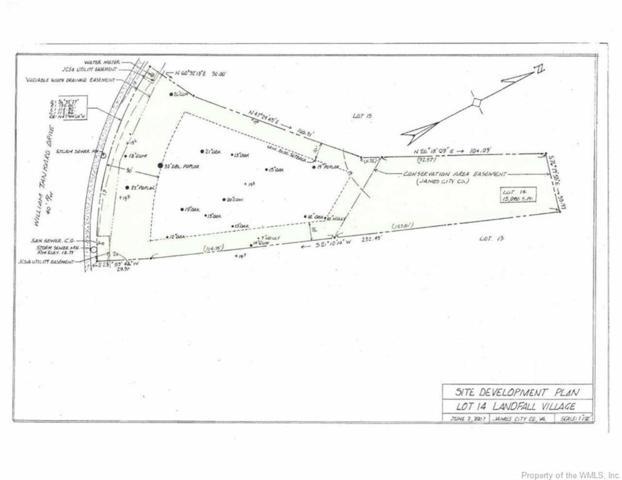 2537 William Tankard Drive, Williamsburg, VA 23185 (MLS #1901796) :: Howard Hanna Real Estate Services