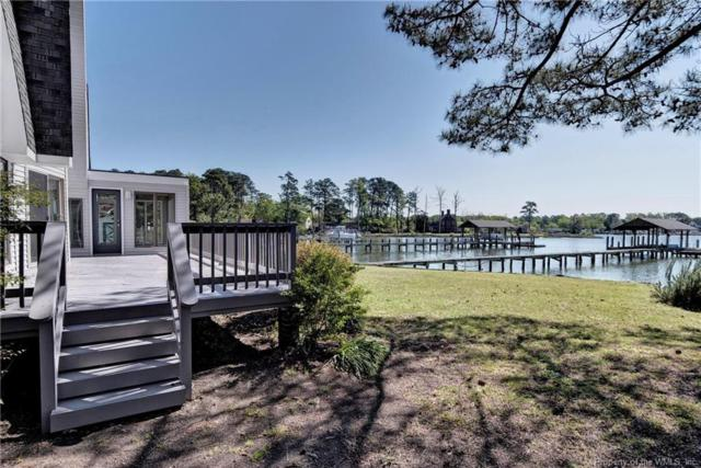 421 Crockett Road, Yorktown, VA 23696 (MLS #1901804) :: Chantel Ray Real Estate