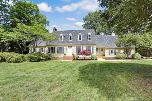1110 Wormley Creek Drive, Yorktown, VA 23692 (MLS #1901885) :: Chantel Ray Real Estate