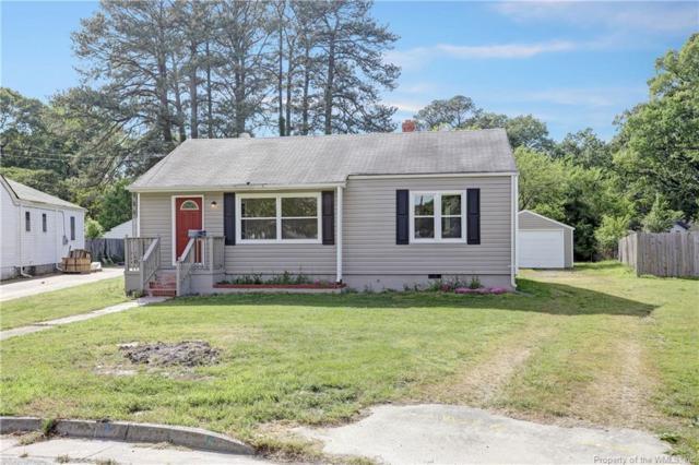 419 Woods Road, Newport News, VA 23601 (#1901921) :: Abbitt Realty Co.