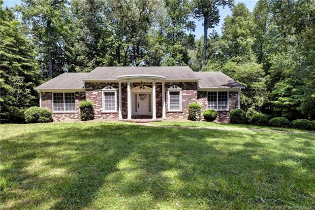 102 Pinepoint Road, Williamsburg, VA 23185 (MLS #1901977) :: Chantel Ray Real Estate