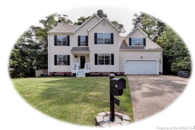 4513 Misty Court, Williamsburg, VA 23185 (MLS #1902248) :: Chantel Ray Real Estate