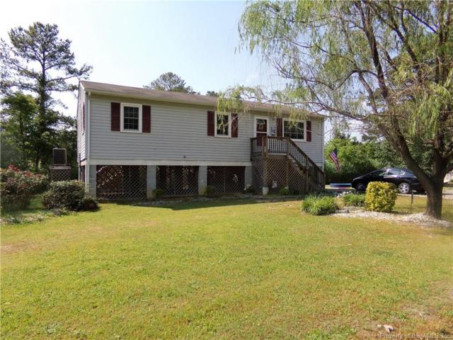 199 Doctors Creek Road, Mathews, VA 23125 (MLS #1902279) :: Chantel Ray Real Estate