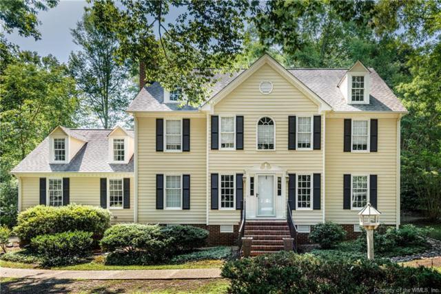 104 Huntercombe, Williamsburg, VA 23188 (MLS #1902453) :: Chantel Ray Real Estate