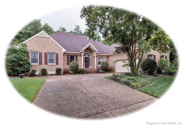 105 Holly Grove, Williamsburg, VA 23185 (MLS #1902538) :: Chantel Ray Real Estate