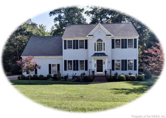 163 Lakewood Drive, Williamsburg, VA 23185 (MLS #1902539) :: Chantel Ray Real Estate