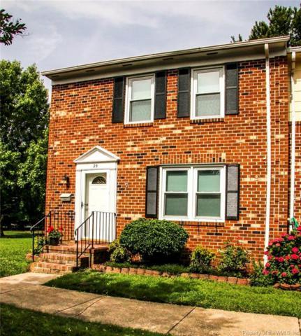 29 Charles Parish Drive, Poquoson, VA 23662 (#1902545) :: Abbitt Realty Co.