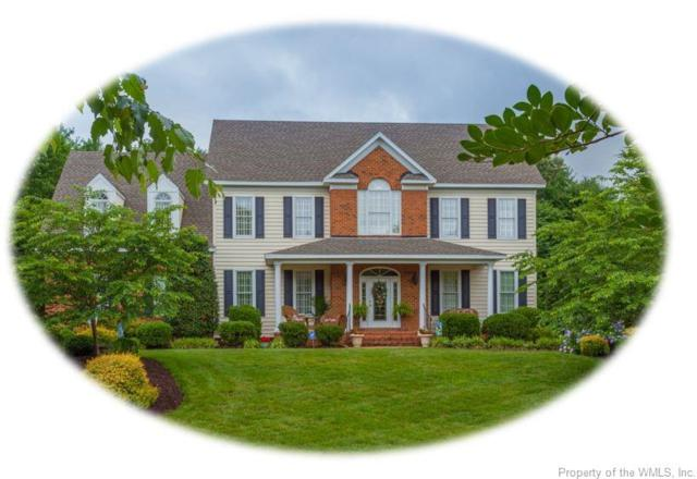 207 Lakewood Drive, Williamsburg, VA 23185 (MLS #1902552) :: Chantel Ray Real Estate
