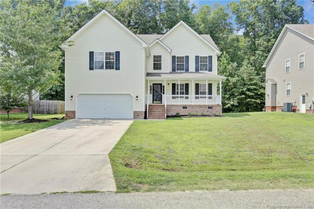 5908 Montpelier Drive, Williamsburg, VA 23188 (MLS #1902607) :: Chantel Ray Real Estate