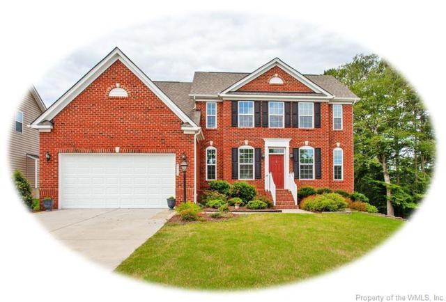 9315 Briarhill Way, Toano, VA 23168 (MLS #1902612) :: Chantel Ray Real Estate